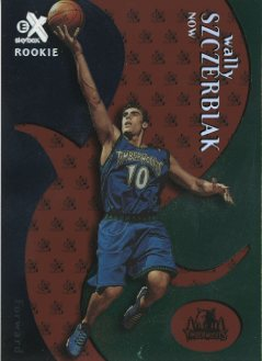 1999-00 E-X Essential Credentials Now #70 Wally Szczerbiak/10