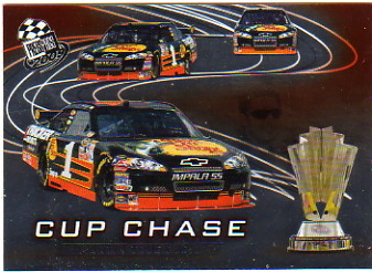 2009 Press Pass Cup Chase #CCR4 Martin Truex Jr.