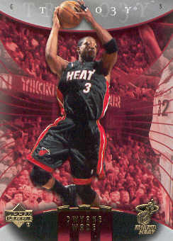 2005-06 Upper Deck Trilogy #44 Dwyane Wade