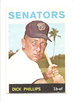 1964 Topps #559 Dick Phillips