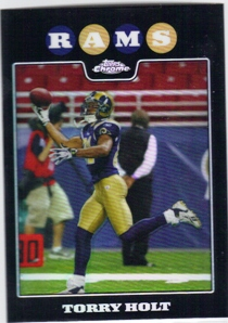 2008 Topps Chrome Refractors #TC62 Torry Holt