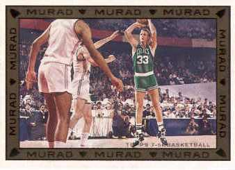 2008-09 Topps T51 Murad Checklists #CL30 Larry Bird