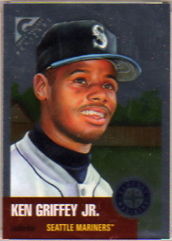 1999 Topps Gallery Heritage Proofs #TH8 Ken Griffey Jr.