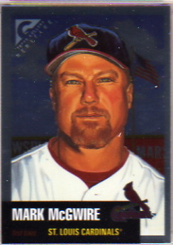 1999 Topps Gallery Heritage Proofs #TH20 Mark McGwire