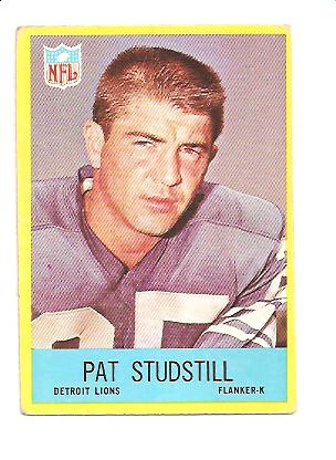 1967 Philadelphia #70 Pat Studstill