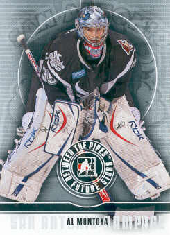 2008-09 Between The Pipes #2 Al Montoya