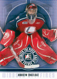 2008-09 Between The Pipes #3 Andrew Engelage