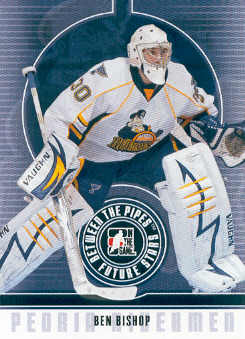 2008-09 Between The Pipes #5 Ben Bishop