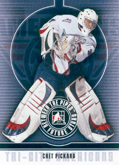 2008-09 Between The Pipes #9 Chet Pickard
