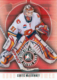 2008-09 Between The Pipes #13 Curtis McElhinney