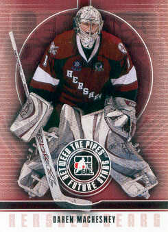 2008-09 Between The Pipes #14 Daren Machesney