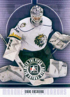 2008-09 Between The Pipes #16 Erik Ersberg