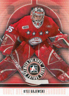 2008-09 Between The Pipes #29 Kyle Gajewski