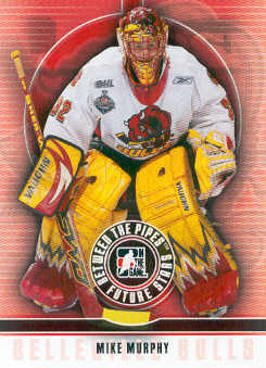 2008-09 Between The Pipes #35 Mike Murphy