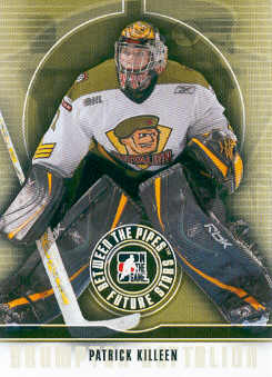 2008-09 Between The Pipes #38 Patrick Killeen