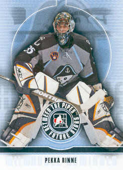 2008-09 Between The Pipes #39 Pekka Rinne