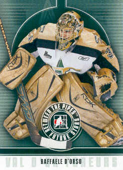 2008-09 Between The Pipes #41 Raffaele D'Orso