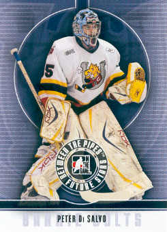 2008-09 Between The Pipes #52 Peter Di Salvo