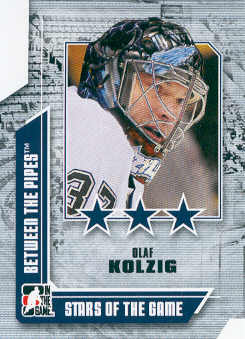 2008-09 Between The Pipes #70 Olaf Kolzig