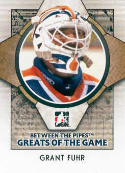 2008-09 Between The Pipes #86 Grant Fuhr