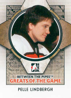 2008-09 Between The Pipes #89 Pelle Lindbergh