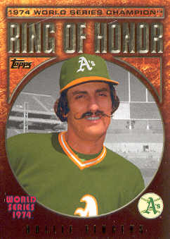 2009 Topps Ring Of Honor #RH36 Rollie Fingers