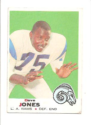 1969 Topps #238 Deacon Jones