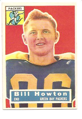 1956 Topps #19 Billy Howton
