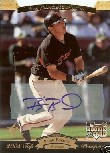 2008 Upper Deck Timeline 1995 SP Top Prospects Autographs #182 Brian Bocock