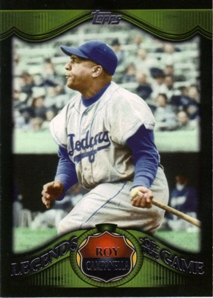 2009 Topps Legends of the Game #LG16 Roy Campanella