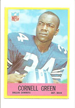 1967 Philadelphia #51 Cornell Green