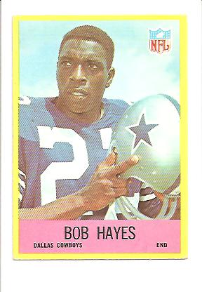1967 Philadelphia #52 Bob Hayes