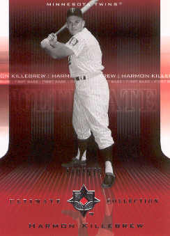2004 Ultimate Collection #15 Harmon Killebrew