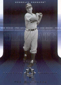 2004 Ultimate Collection #26 Pee Wee Reese
