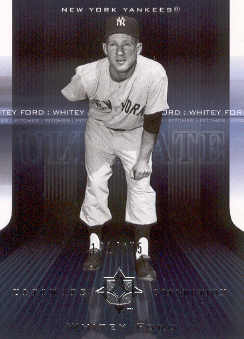 2004 Ultimate Collection #39 Whitey Ford