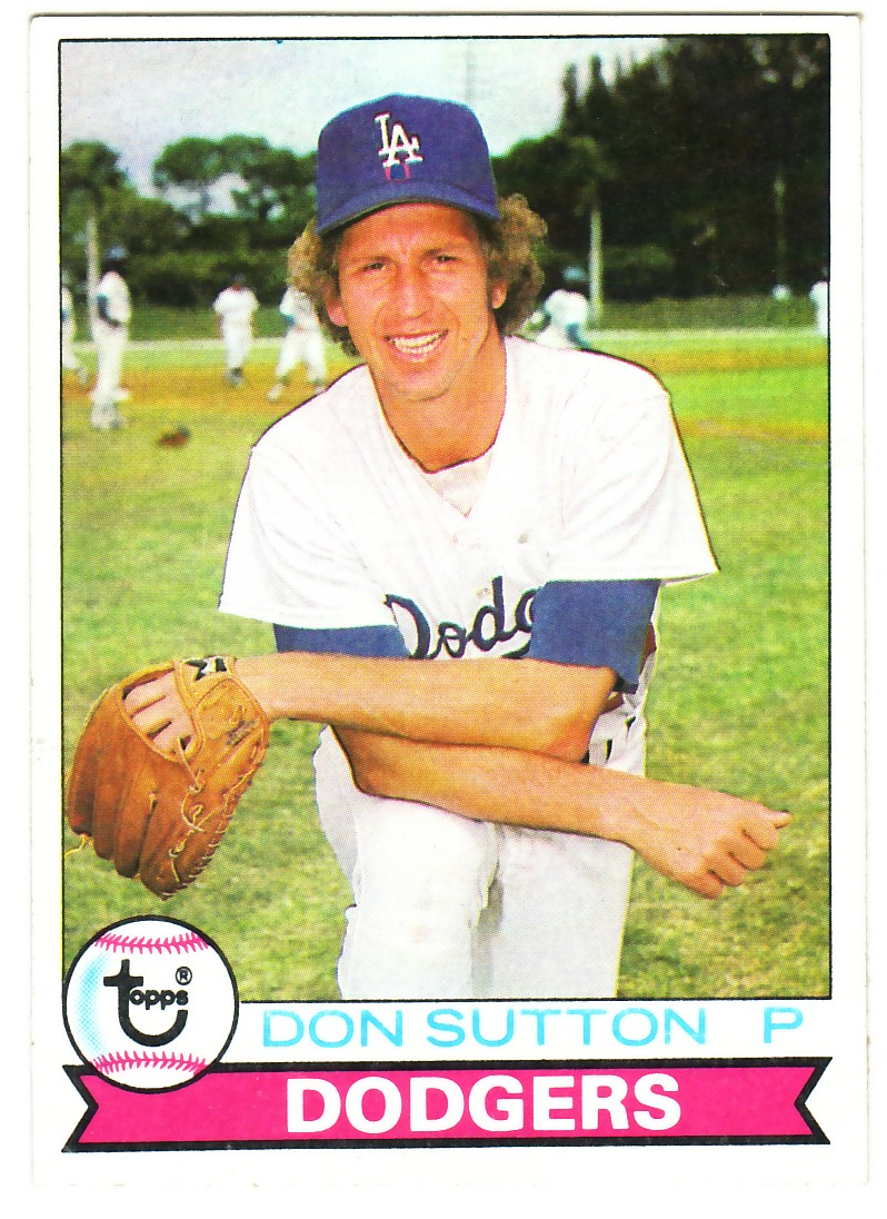 1979 Topps #170 Don Sutton