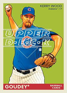 2009 Upper Deck Goudey #41 Kerry Wood