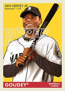 2009 Upper Deck Goudey #46 Ken Griffey Jr.