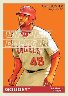 2009 Upper Deck Goudey #92 Torii Hunter