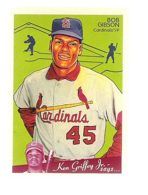 2008 Upper Deck Goudey #228 Bob Gibson SP