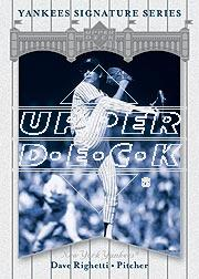 2003 Upper Deck Yankees Signature #20 Dave Righetti