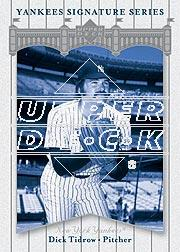 2003 Upper Deck Yankees Signature #23 Dick Tidrow