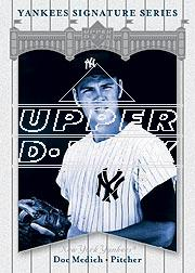 2003 Upper Deck Yankees Signature #24 Doc Medich