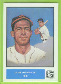 1984-85 Sports Design Products West #2 Luis Aparicio