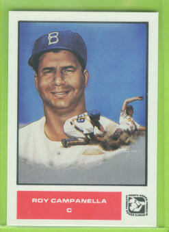 1984-85 Sports Design Products West #22 Roy Campanella