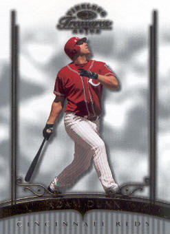 2003 Timeless Treasures #1 Adam Dunn