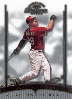 2003 Timeless Treasures #9 Austin Kearns