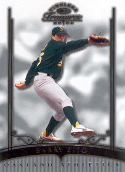2003 Timeless Treasures #13 Barry Zito