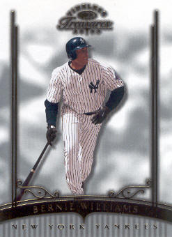2003 Timeless Treasures #14 Bernie Williams