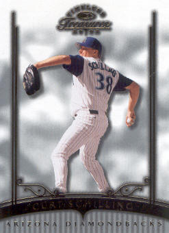 2003 Timeless Treasures #20 Curt Schilling
